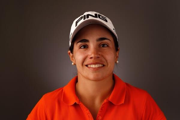 María Hernández estará esta semana en el campo tras su clasificación en el US Women's Open 2018