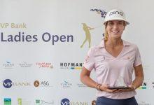 Noemí Jiménez logra su primera victoria europea al imponerse en el VP Bank Ladies Open del LETAS