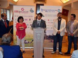 El Seve Ballesteros PGA Tour Ciudad Real contará con 35.000 euros y un gran plantel de jugadores