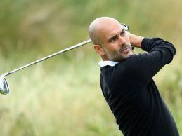 Pep Guardiola será una de las celebrities que tomen parte en el ProAm del BMW PGA Champ.