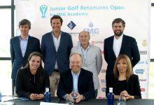 Retamares será el anfitrión del IV Junior Golf Open by IMG Academy, competición para golfistas Sub-16