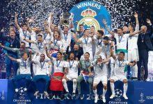 El Real Madrid mantiene su reinado en Europa al ganar La Decimotercera, 3ª de forma consecutiva