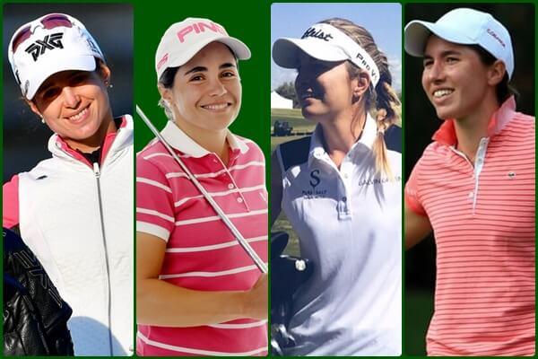 Recari, Hernández, Sobrón y Ciganda en el LPGA Volvik Championship