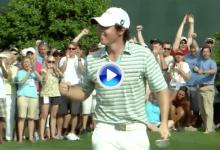 Rory vivirá en unas horas el reencuentro con Quail Hollow, lugar de su 1ª victoria en el PGA (VÍDEO)