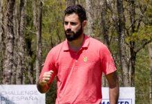 Santi Tarrio, con eagle al 18, suma un excelente Top 10  en el Challenge de España donde ganó Lengden