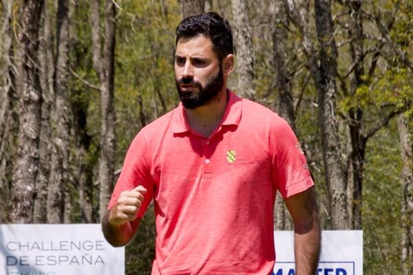 Santi Tarrio es uno de los favoritos en Tecina