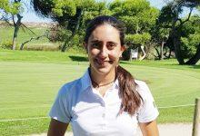 La jugadora de Escorpión Sara Sarrión se proclama Campeona de España Sub 16 en El Plantío Golf