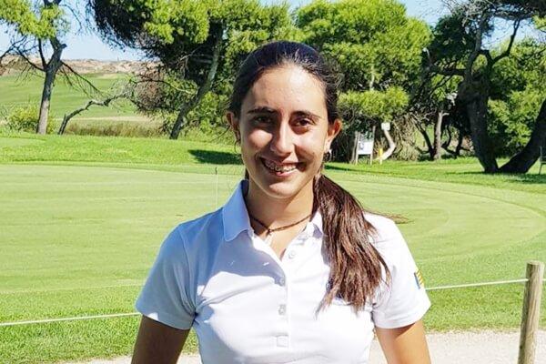 Sara Sarrión es la nueva Campeona de España Sub 16
