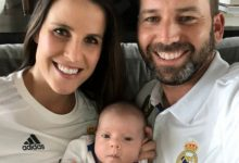 Sergio, Angela y Azalea Adele celebraron desde casa la clasificación del Real Madrid para la final