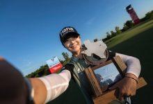 Sung Hyun Park vence en Texas  y suma la 3ª victoria de su carrera en una semana pasada por agua