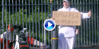 """""""¿Necesitas ayuda?"""" El ET muestra en este vídeo la odisea de un caddie sin jugador en Londres (VÍDEO)"""