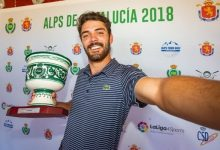 El francés Alexandre Daydou se corona en el Alps de Andalucía disputado en La Monacilla de Huelva