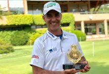 Carlos Balmaseda gana en Lomas Bosque con tres de ventaja sobre Antonio Hortal y revalida título