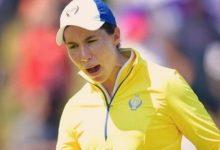 Carlota Ciganda ya suma 3 Top 5 en Grandes. El 3er puesto en el pasado US Open el mejor en su carrera