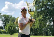 Carmen Alonso logra su 1ª victoria internacional al imponerse en el Czech Ladies Challenge del LETAS