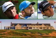 Jon, Sergio y Rafa, españoles en busca de la gloria del US Open, Major que se le resiste a la Armada
