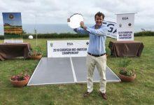 El madrileño Carlos de Corral revalida título en el Campeonato de Europa Mid Amateur Masculino
