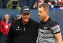 13 jugadores ponen a punto su juego en Memphis de cara al US Open, Mickelson y Stenson entre ellos