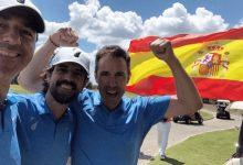 España se impone a la Portugal de Luis Figo en la 7ª Iberian Golf Cup tras una grandísima remontada