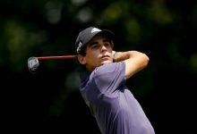 El último Top 5 de Joaquín Niemann en el PGA confirma los derechos de juego para 2019 al chileno