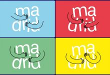 La capital española crea un nuevo logo turístico. El abrazo será el símbolo Internacional de Madrid