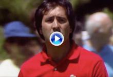Seve, Norman, Faldo… La historia del France Open va acompañada de grandes nombres (VÍDEO)