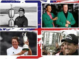 ¿Será este el US Open de Mickelson? Lefty es el único jugador que puede conquistar el Grand Slam
