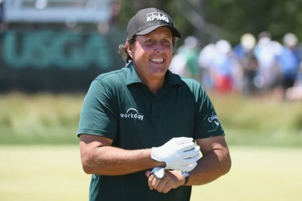 Phil Mickelson, US Open, PGA Tour,