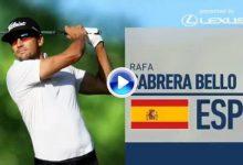El golpazo de C.-Bello desde fuera del green, entre los 9 mejores de la 1ª jornada del US Open (VÍDEO)