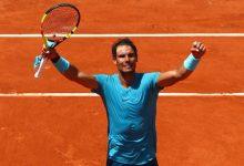 Nadal peleará por su 11º Roland Garros tras vencer a Del Potro. Espera al austríaco Thiem en la final