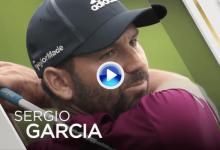 ¡De otra galaxia! Reviva en solo 3′ la vuelta con la que Sergio aspira a todo en el Open galo (VÍDEO)