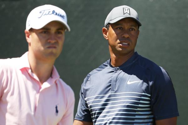 Tiger da un paso al frente en la Presidents Cup y debutará con Justin Thomas en Royal Melbourne