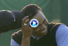 Woods en estado puro. El ET celebra sus 20 años en el US Open con sus grandes golpes (VÍDEO)