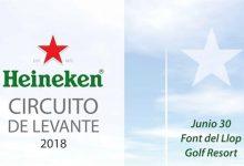 Font del Llop acoge este próximo sábado día 30 el Heineken Circuito de Levante 2018 por parejas