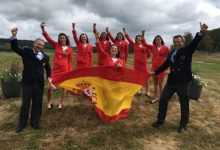 Las chicas del Sub 18 logran para España una excelente medalla de plata en el Europeo de Suecia