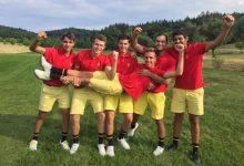¡Otro oro para España! El equipo Europeo Sub 18 Masculino suma su 7ª medalla dorada en Chequia