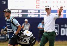 Stone se lleva el Scottish, la invitación para el Open… y por poco el primer 59 en el Tour Europeo