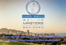 ¿Jugar el ProAm del Costa Blanca Master Senior Benidorm? Tu oportunidad en Meliá Villaitana