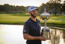 DJ vuelve a hacerse grande un domingo y suma en Canadá el 3er título de 2018, 19º en el PGA Tour