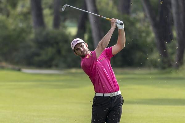 Emilio Cuartero. Foto: Golfsupport.nl