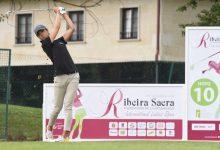 La canaria Eun Jung Ji Kim lidera el Ribeira Sacra International Ladies Open en el inicio del torneo