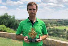 Fernando Arregui gana en El Robledal tras 8 años de sequía en el Circuito de Madrid de Profesionales