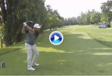 Vea el swing a cámara lenta del italiano Francesco Molinari, Golfista Campeón del Año 2018 (VÍDEO)