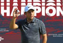 """""""Frankie"""" Molinari se licencia en el PGA Tour a sus 35 años y se abre las puertas de la Ryder Cup"""