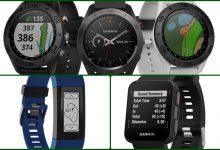 Approach S60, Approach S10 y Approach X10. Los relojes de Garmin para expertos en Golf