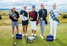 Media docena de españolas se baten esta semana en los links de Gullane GC, sede del Scottish Open