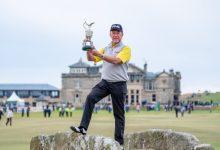 Y Jiménez se unió al Club de Seve. El español gana el Senior Open en St Andrews, su segundo Grande
