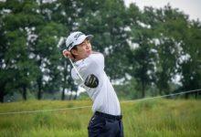 Kim vuela sobre la lluvia y allana el camino hacia su primera victoria en el PGA Tour con un gran -22