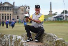 Jiménez: «He ganado en el mejor escenario posible, donde todo golfista sueña con ganar»