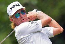 Jiménez se queda a un paso de lograr la machada en el US Senior Open, acabó segundo en Colorado